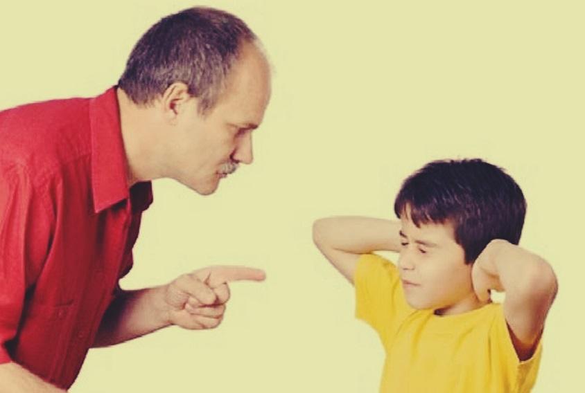 Bentuk pembangkangan anak dan menentang orang tua