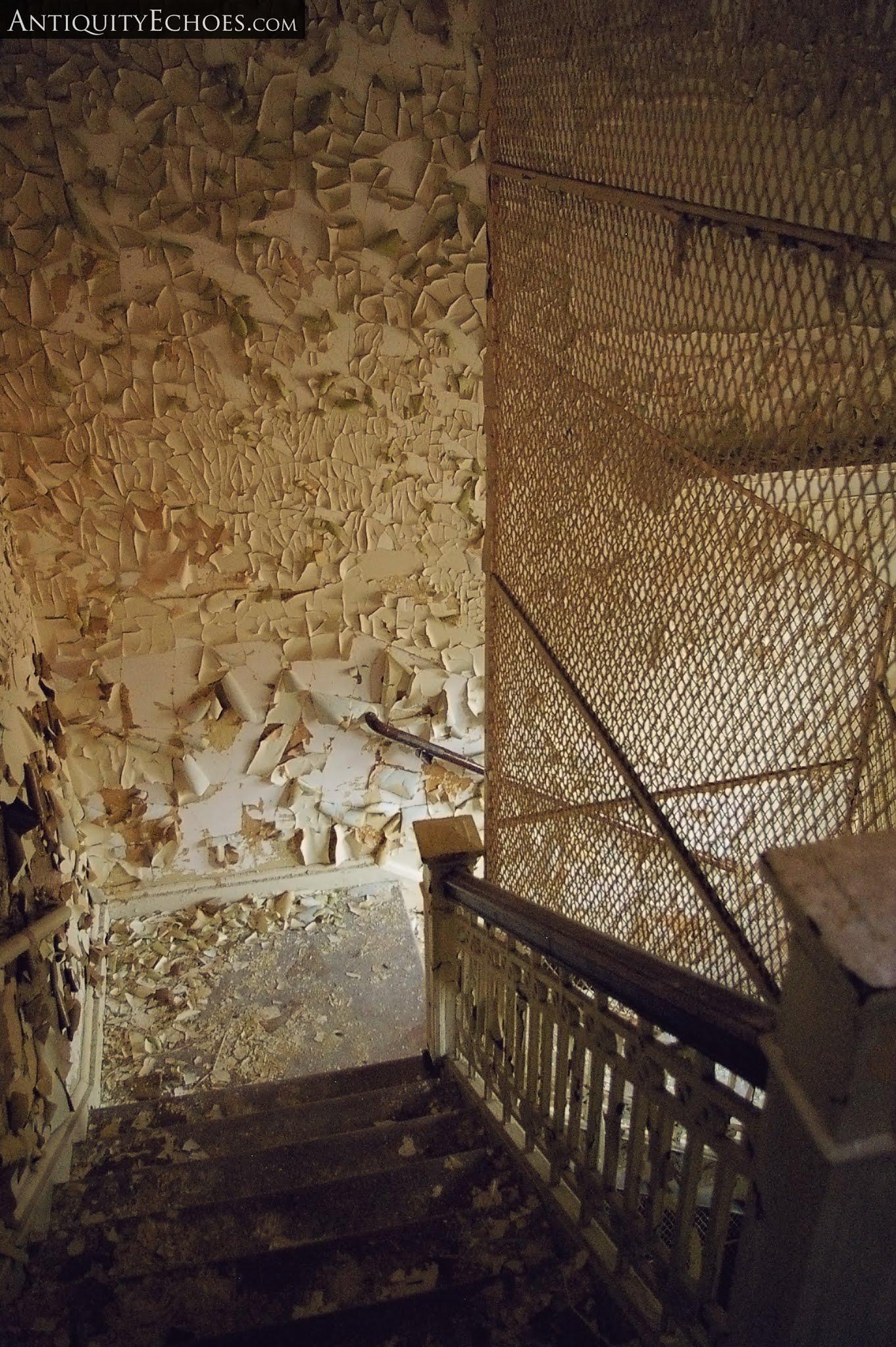 Overbrook Asylum - Suicide Cage