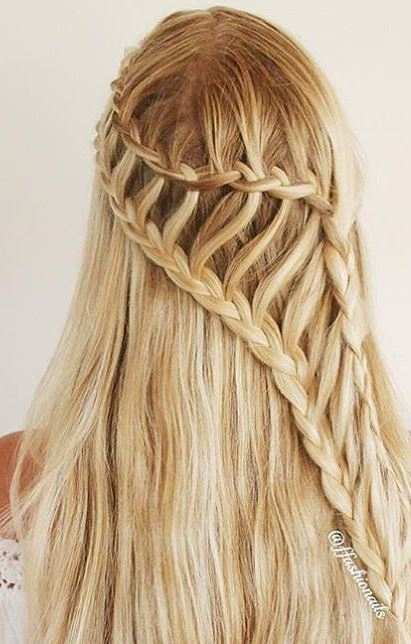 great and easy hairstyle idea
