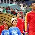 INDONESIA INCAR POSISI JUARA GRUP A CABANG SEPAKBOLA ASIAN GAMES