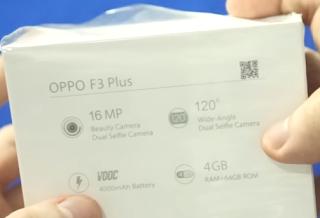 Cara Melihat Versi HP oppo dari kotak penjualan