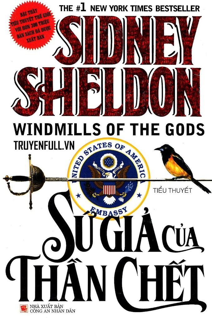Truyện audio trinh thám, hình sự: Sứ Giả Của Thần Chết (Sidney Sheldon) (Trọn bộ)