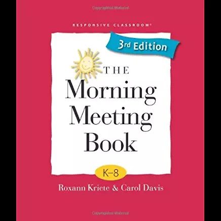 Once upon a learning adventure classroom meeting routines that because of time constraints and my own personal preference i have tweaked my meetings a little bit to better fit my teaching style and our daily schedule m4hsunfo