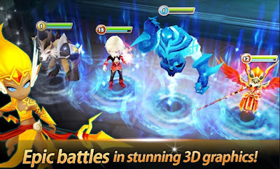 Summoners War Sky Arena Android picture