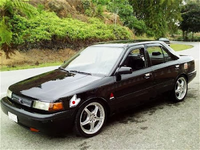 Gambar Modifikasi Mazda Interplay