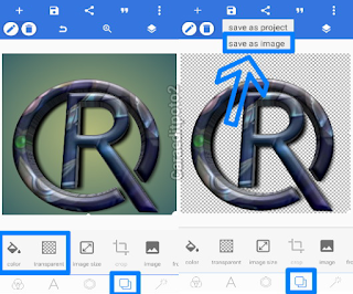membuat logo 3d keren