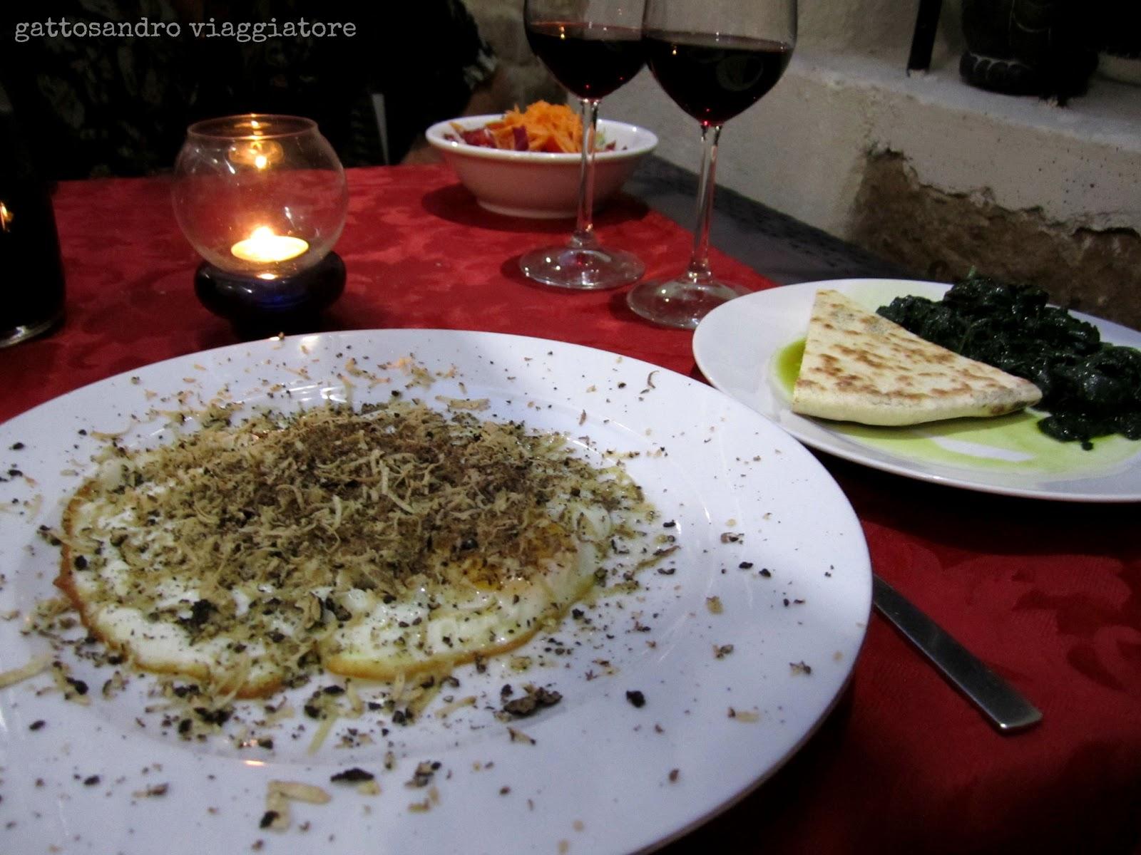 Restaurant Le Tartufo La Fourchette Lyon