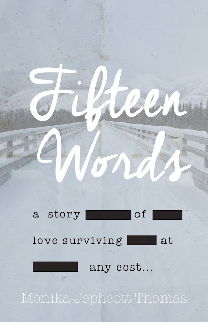 fifteen-words, monika-jephcott-thomas, book