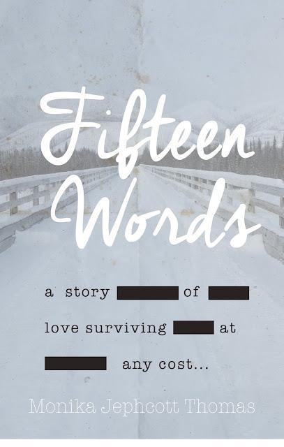 fifteen-words, monika-jephcott-thomas, book