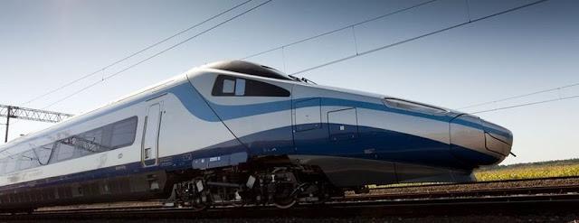 Warsaw to Krakow Trains TLK vs. EIC
