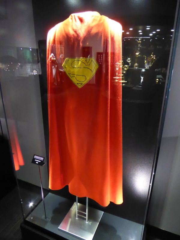 Superman 1978 movie cape