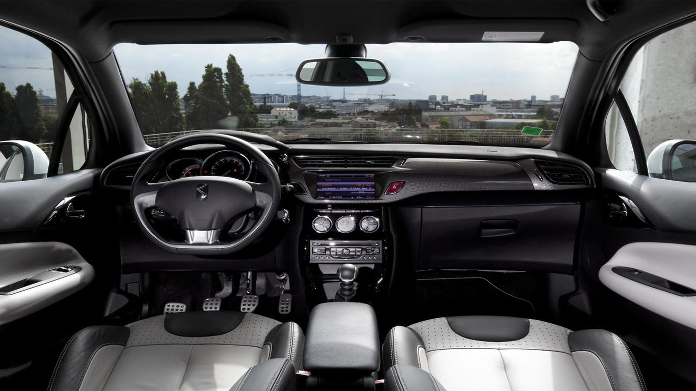 Citroën DS3 Sport Chic 2012: a very special version ~ Dream ...