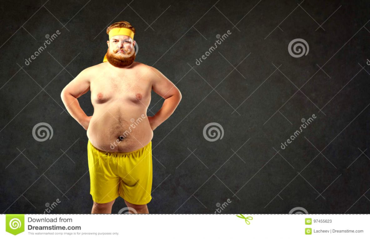 Naked fat man funny — pic 7