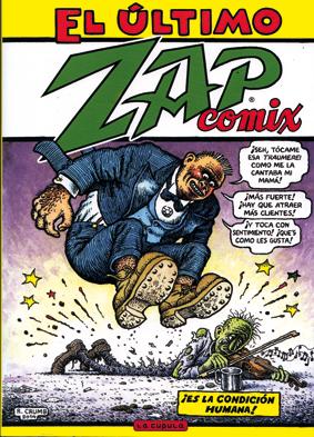 Zap Comix nº16 comic underground