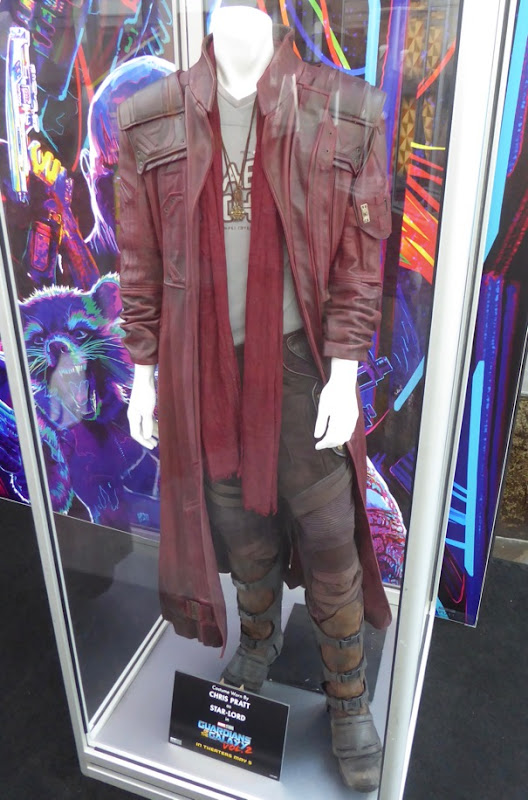 Chris Pratt Guardians of the Galaxy StarLord costume