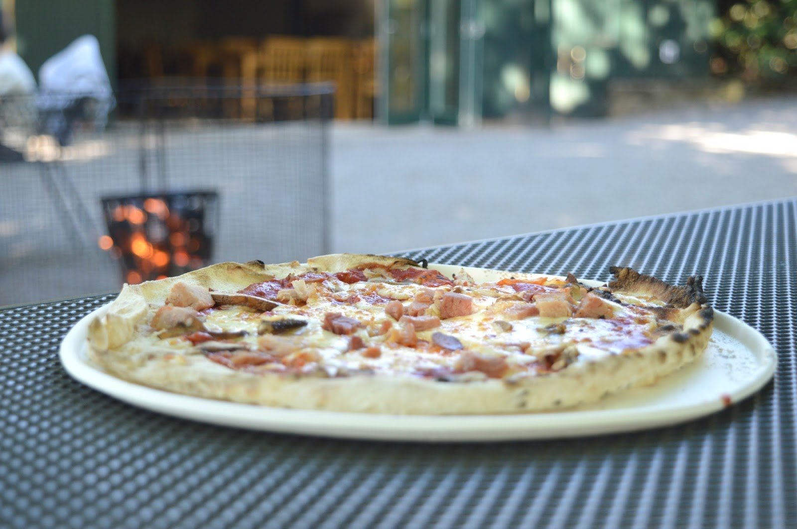 Gibside Pub Night - woodfire pizza