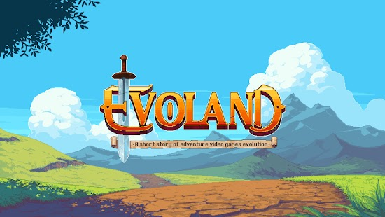 Evoland Apk Mod Free on Android Game Download