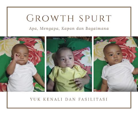 Growth Spurt: Apa, Kapan, dan Mengapa