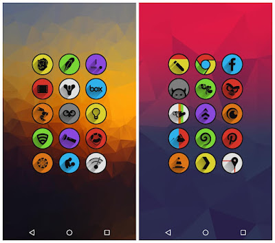 Umbra icon pack apk free download