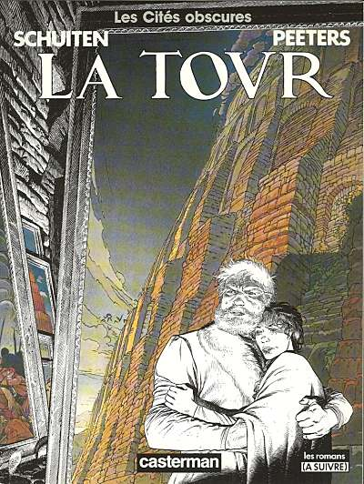 Les Cités obscures (Schuiten & Peeters) - Kristopher Fulton | The Twilight Cities