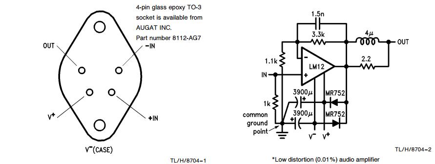 60 80w power amplifier