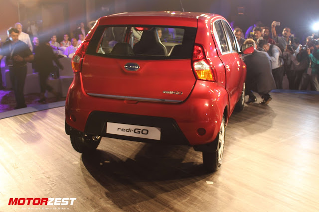 Datsun Redi-Go Global Premiere