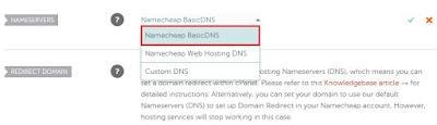 Namecheap Basic DNS