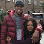 Anthony Joshua breaks up with new girlfriend, returns home with son on mother's request
