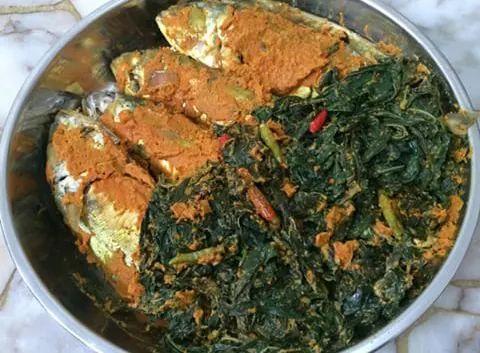 Resep Pepes Ikan Daun Singkong