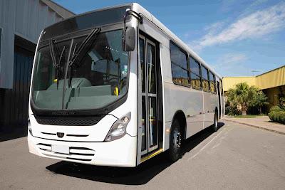Neobus vende 70 ônibus para MAN South Africa, em Moçambique