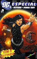 DC Especial - O Retorno de Donna Troy #1