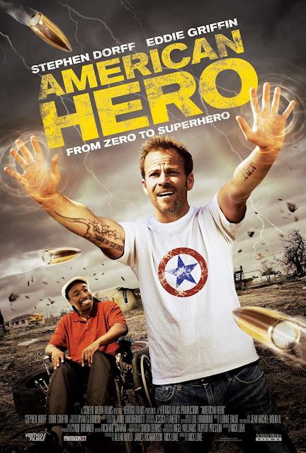 American Hero (2015) ταινιες online seires xrysoi greek subs