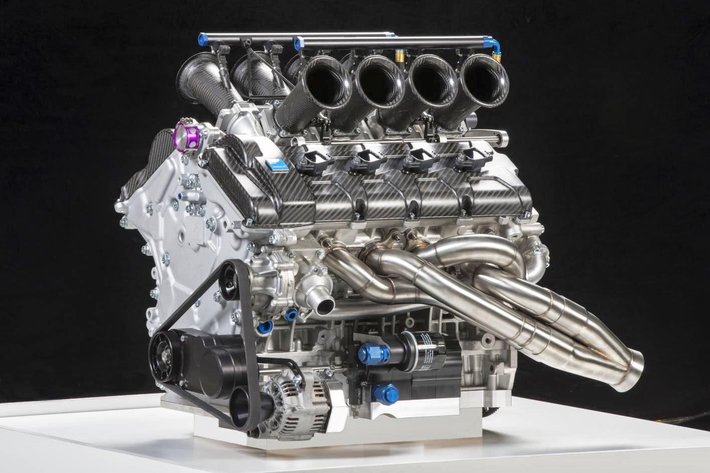 Motorsport: 650 PS Starker Polestar Racing V8 Motor Auf