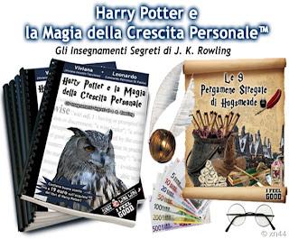 Harry Potter e la magia della crescita personale - Viviana Taccione, Leonardo Di Paola (miglioramento personale)