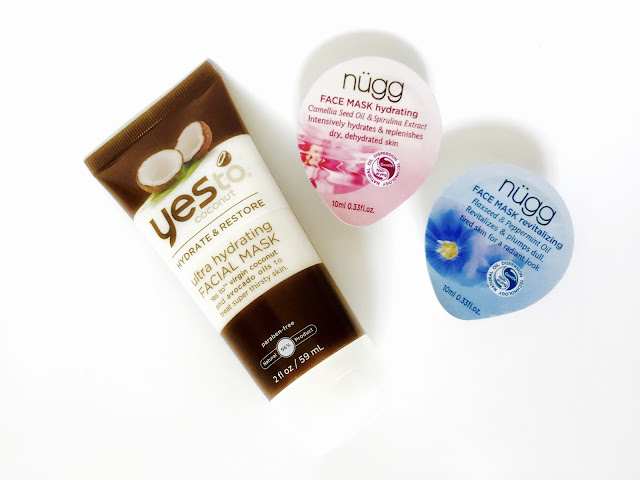 yes to coconut fast mask