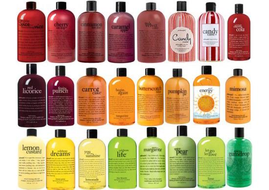 Shampoos e Condicionadores da Sephora