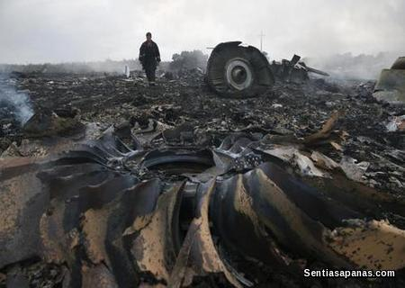 Malaysian Airlines MH17 (2014)