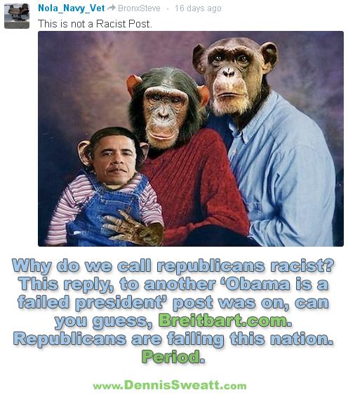 Republican Racism Breitbart