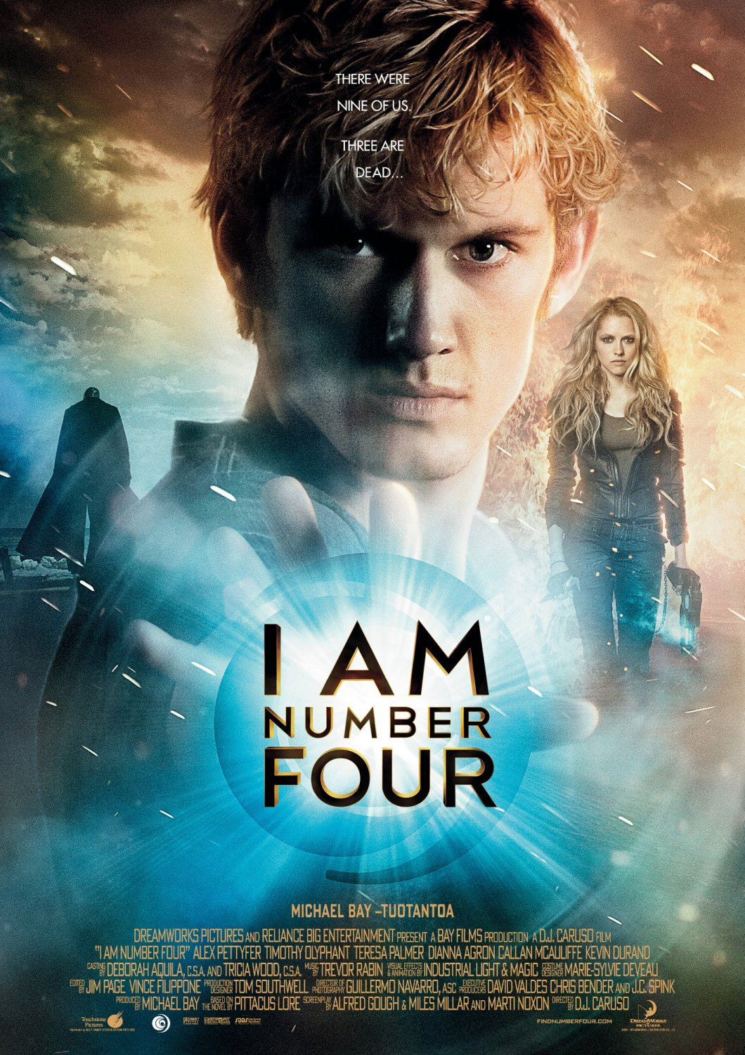 Nonton Film I Am Number Four (2011)