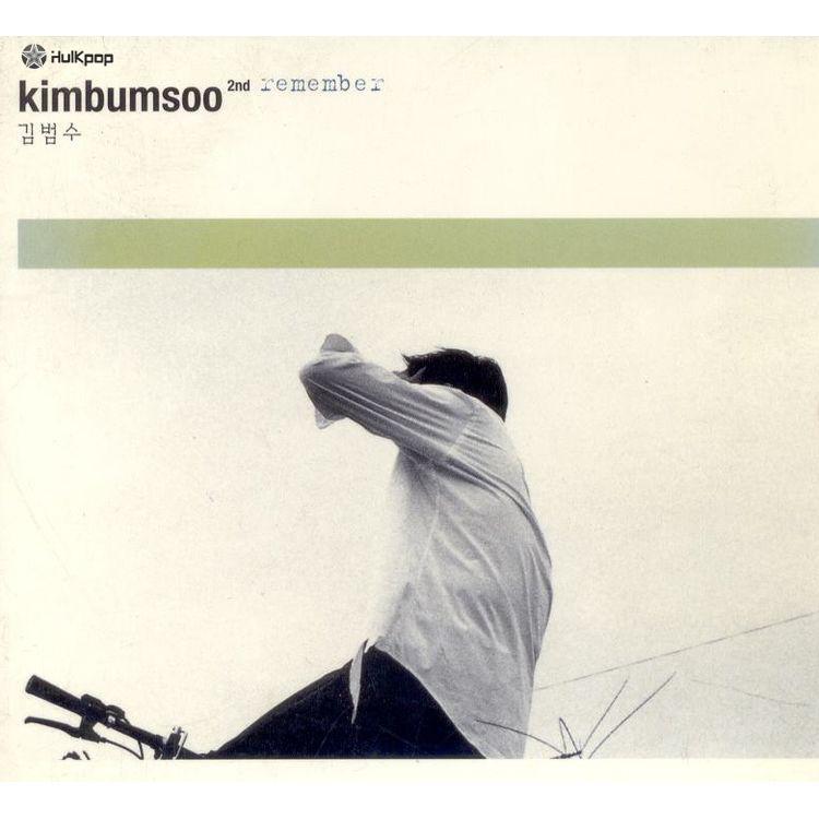 Kim Bum Soo – Vol.2 Remember