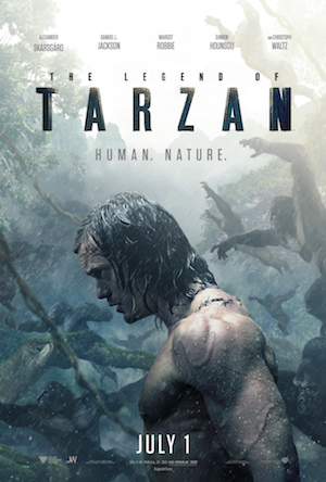 Poster The Legend of Tarzan 2016