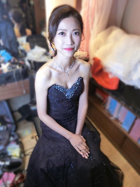 台北新秘 | 新娘秘書 | 新娘造型2017 | 新娘造型2018 | 低馬尾造型 | 敬酒造型 | 台北新秘推薦