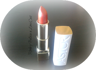 Review Soft Sensation Color & Care Lipstick - Exotic Peach 400