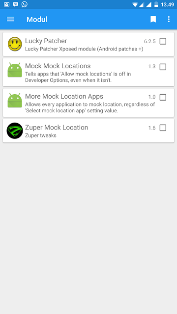 Unduh Zuper Mock Location Gps Apk Android - downofiles