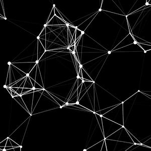 မိမိဖုန္းမွာ လွပတဲ႔ Wallpaper ကုိ အလွဆင္ႏုိင္မယ္႔ Molecules Live Wallpaper v1.9.3 Apk