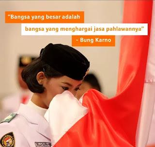 Kata Kata Hari Pahlawan 10 November Terbaru