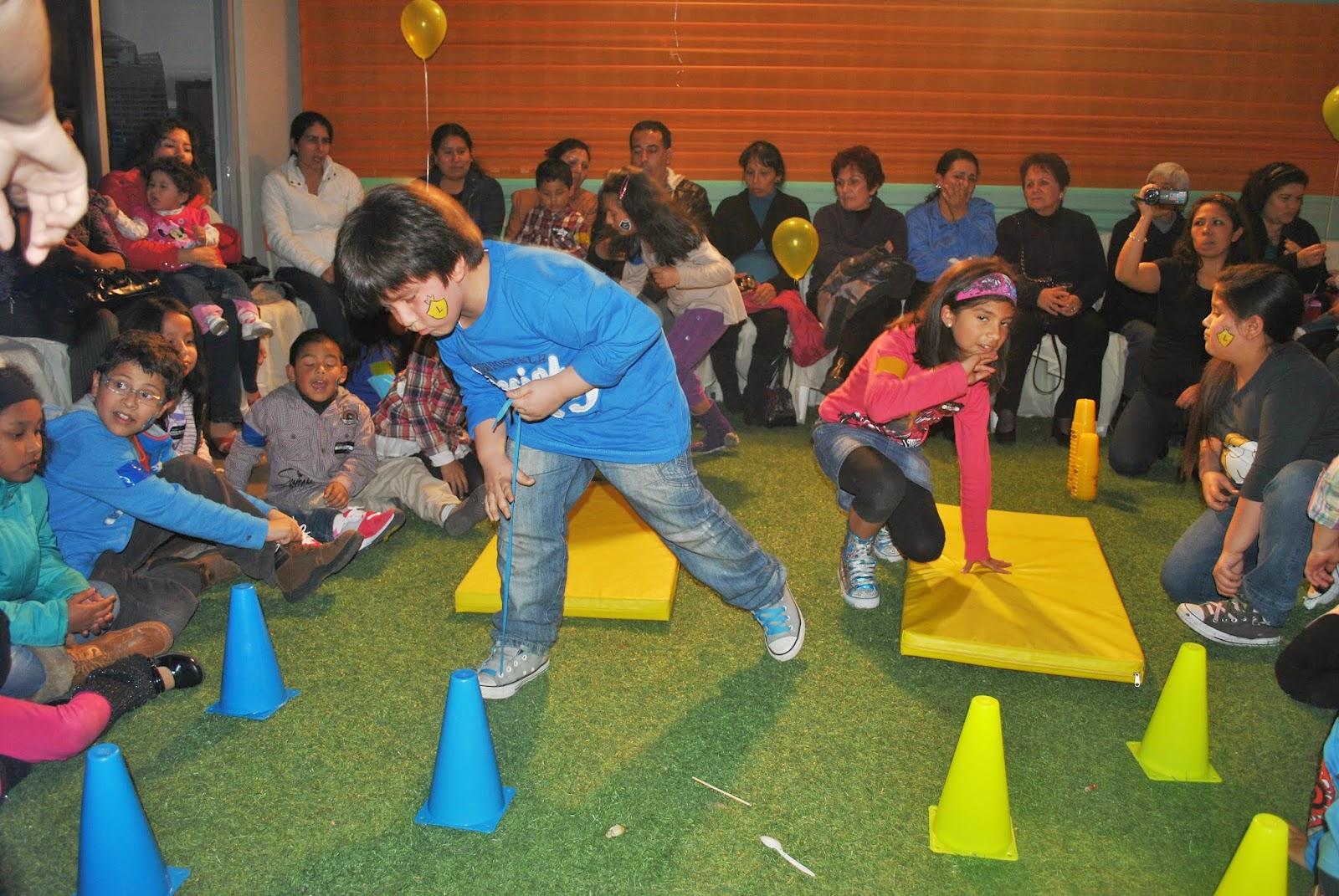 Juegos Para Grupos De Ninos Unifeed Club
