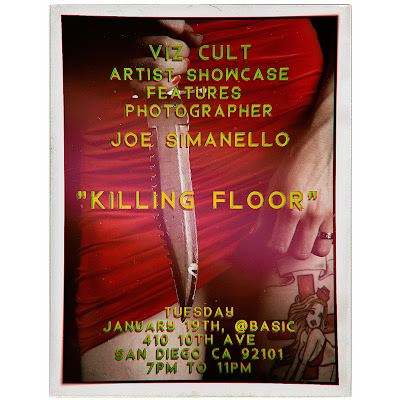 Killing Floor Art Show