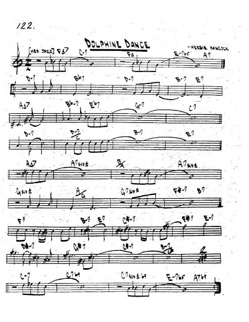 Partitura Trompeta Herbie Hancock
