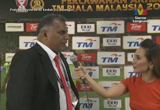 Kedudukan Terkini Final P.Malaysia,Kedah 1 Selangor 1